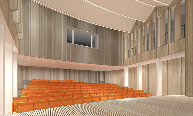 Auditorium nationale comp